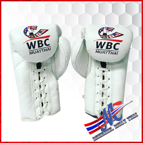 Boxing Gloves WBC