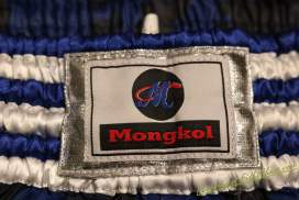 Mongkol Muay Thai Short Label