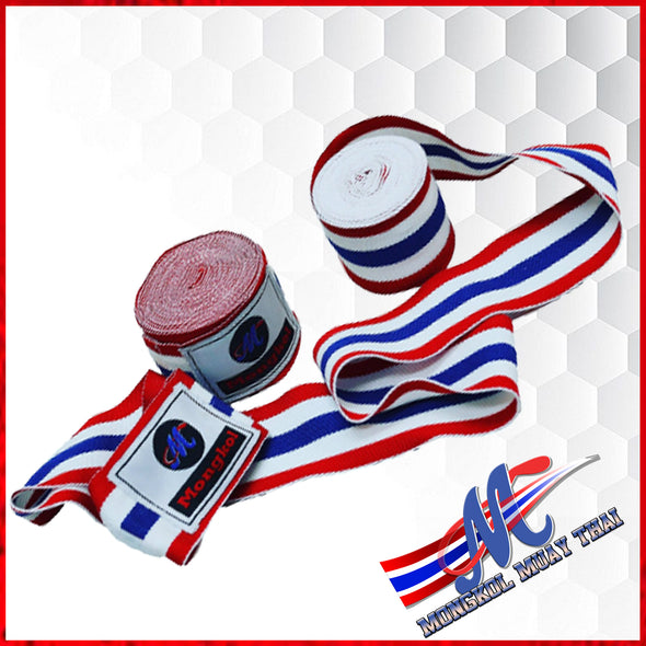 Mongkol Handwraps Thai Flag