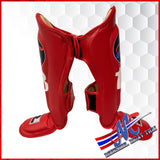 Mongkol Shinguards New Edition Red #18