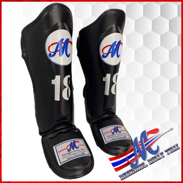 Mongkol Shinguards Black Restock now
