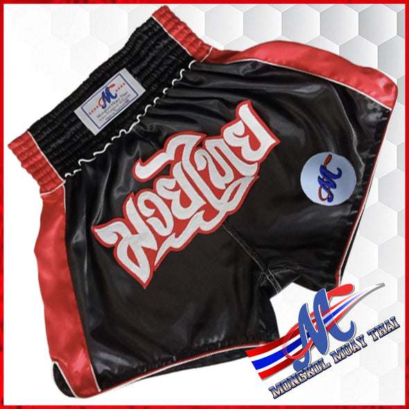 Thai Boxing shorts Mongkol Plus size 2 XL (4L Thai size)