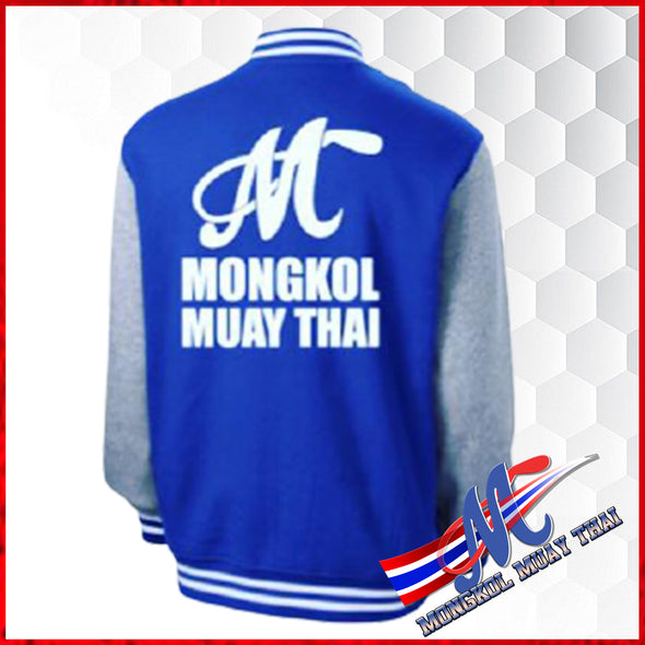 MONGKOL Jacket Vintage Heather Mongkol Logo