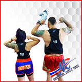 Mongkol Tank Top men MUAYTHAI is my Therapy