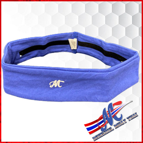 headband sport blue , red , free size