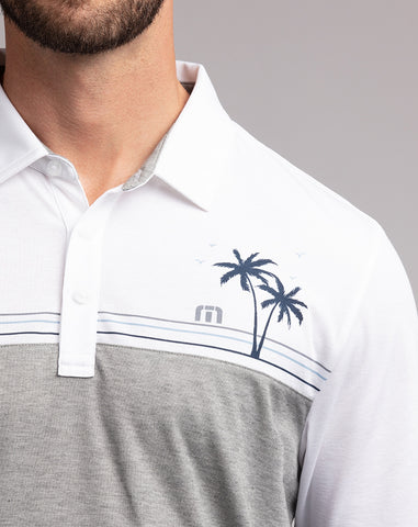 TravisMathew Solar Power Polo