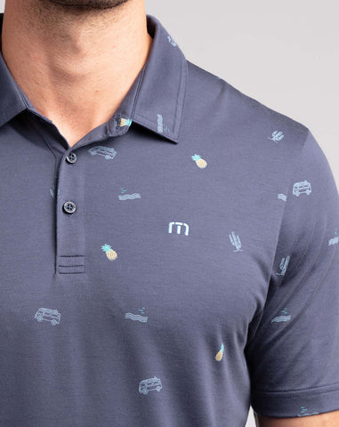 Happy Thoughts Polo TravisMathew