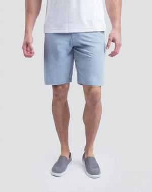 TravisMathew Beck Short Blue