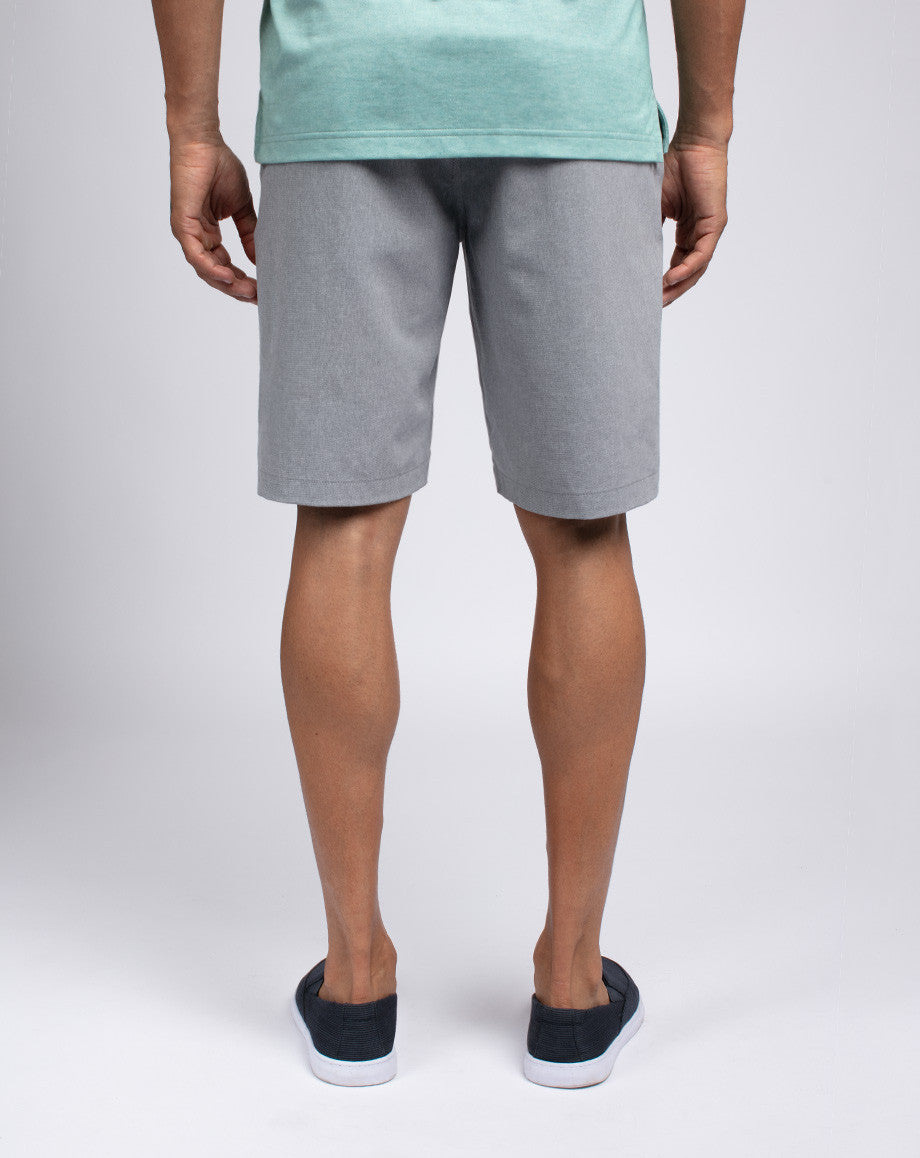 TravisMathew Beck Short - Light Grey