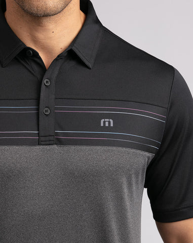 TravisMathew Properly Hydrated Polo