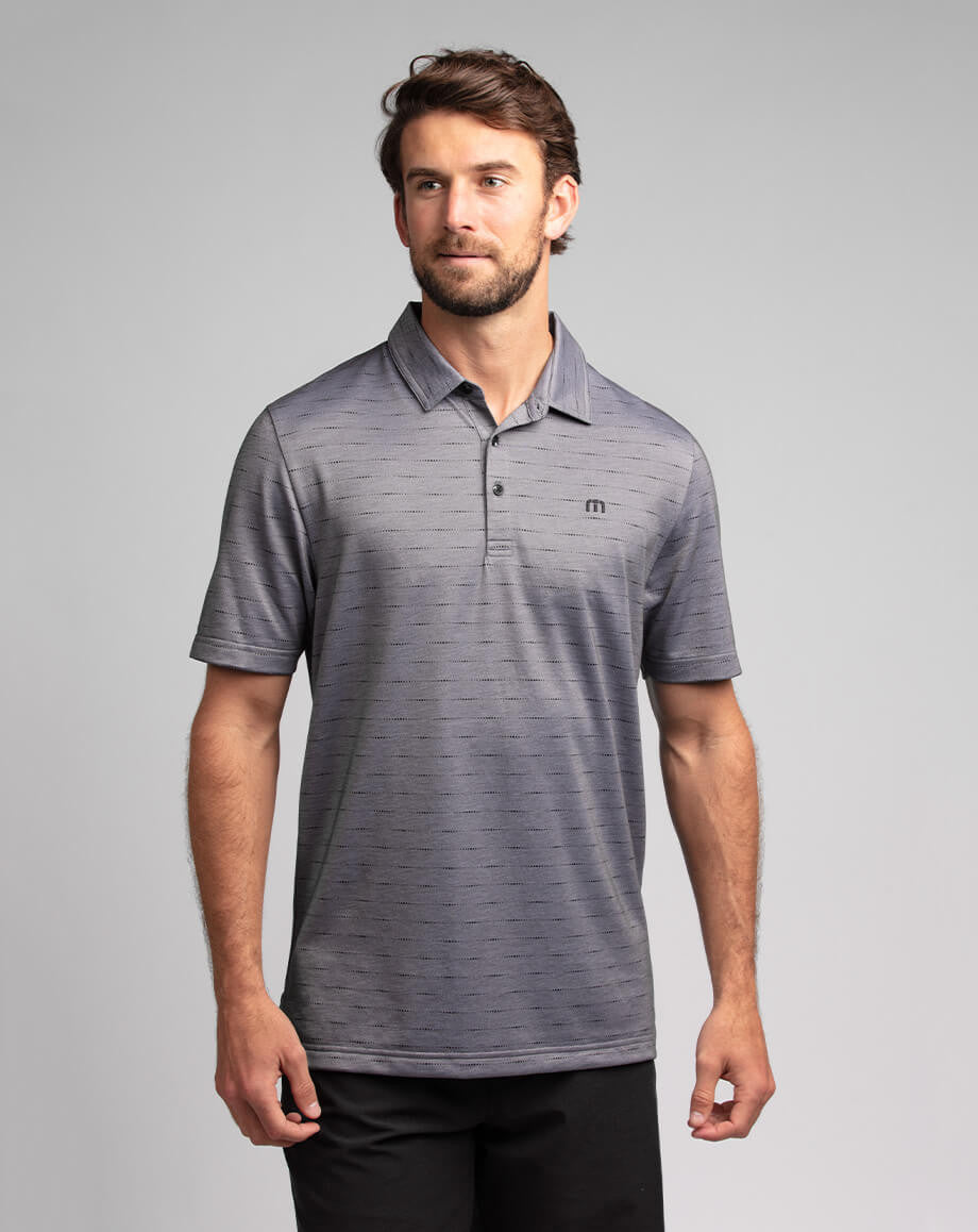 Attached Polo TravisMathew - Q Contrary