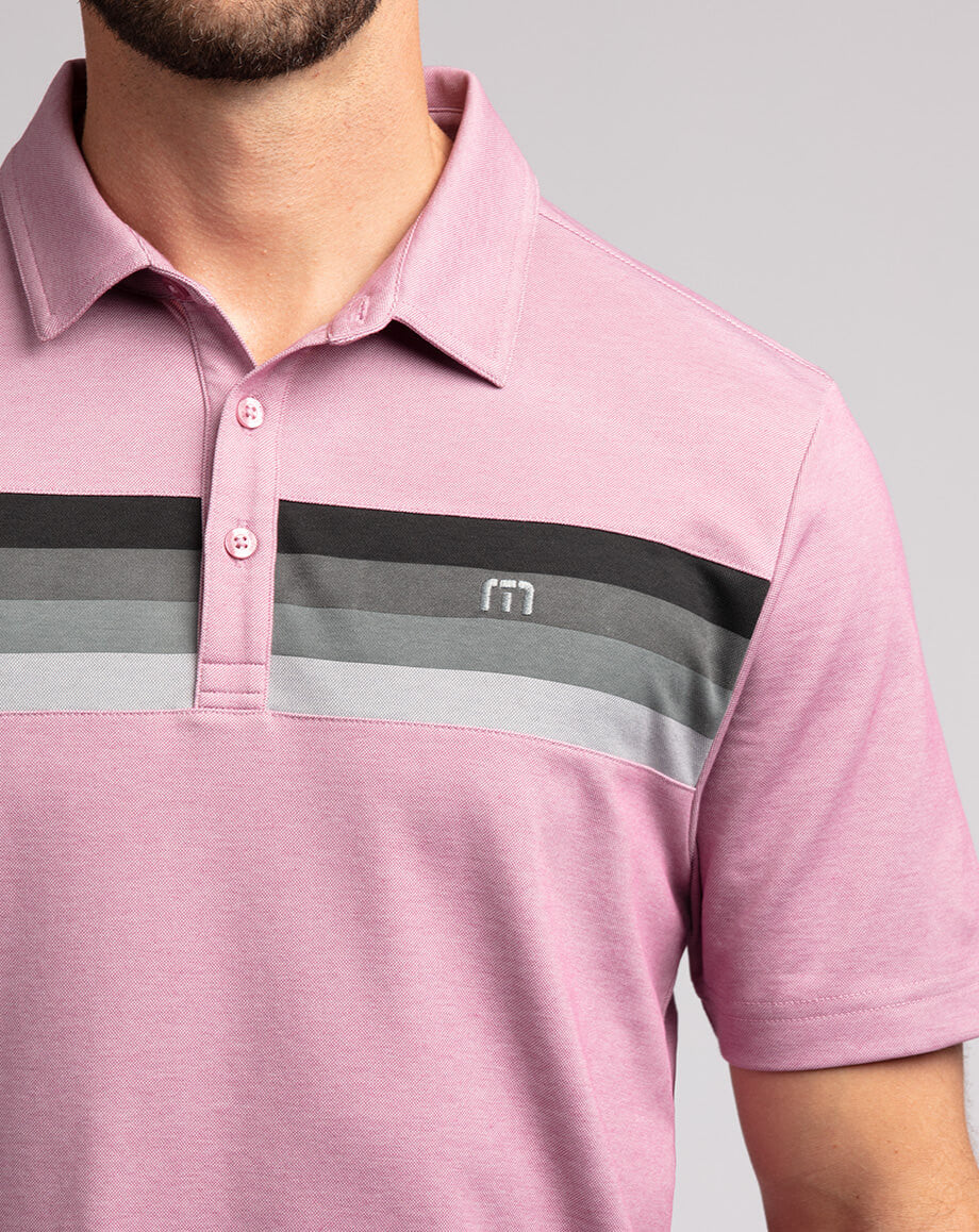TravisMathew Never Better Polo