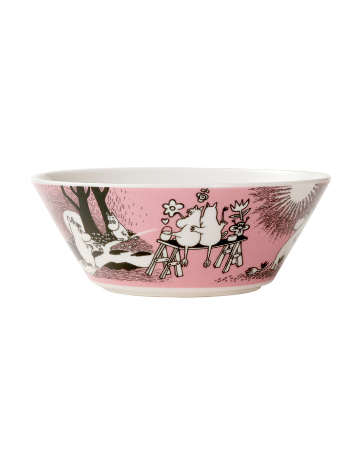 Moomin Bowl Love