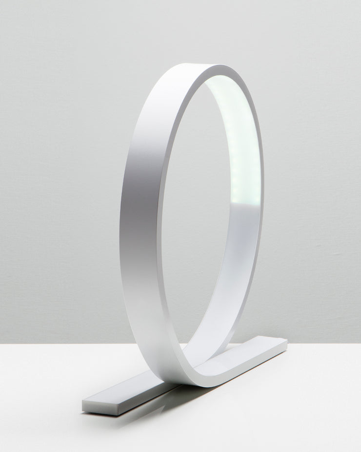 Himmee Loop Table Lamp, White