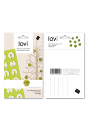 Lovi Minibaubles Light Green