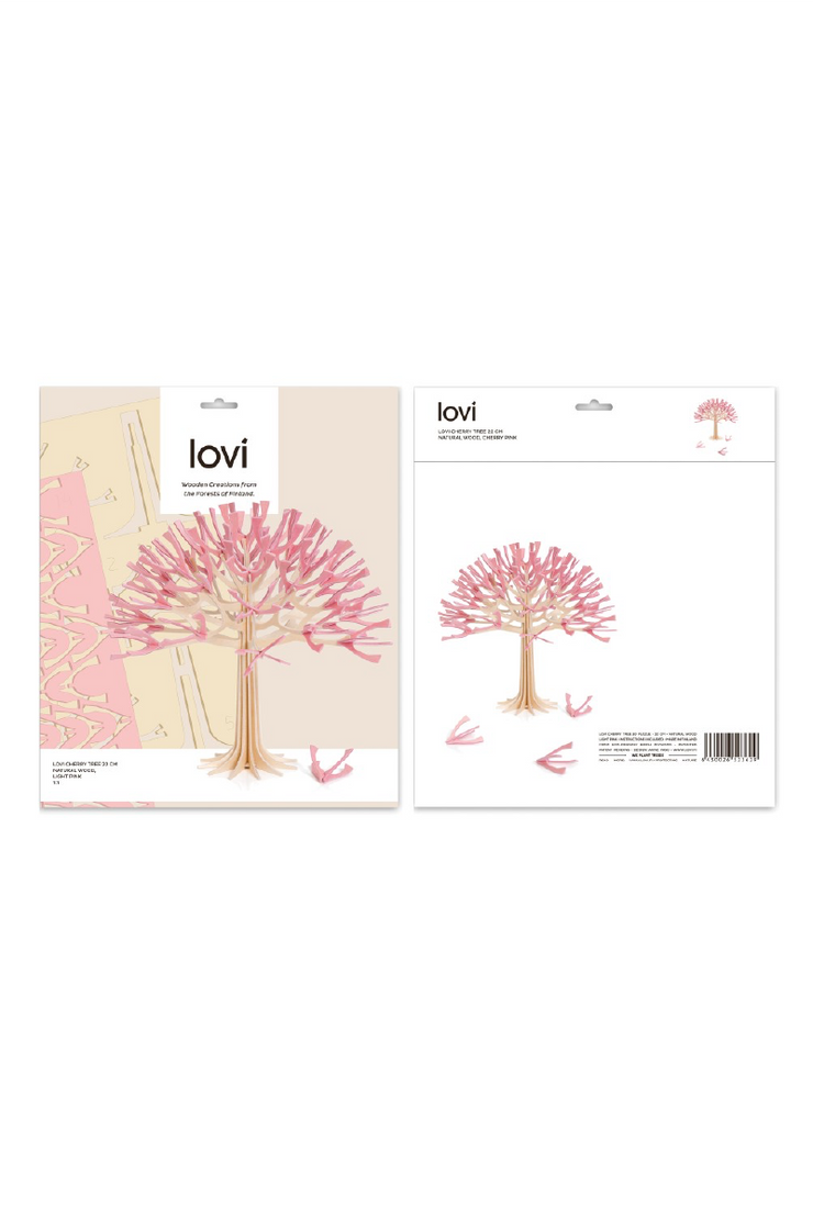 Lovi Cherry Tree 22cm