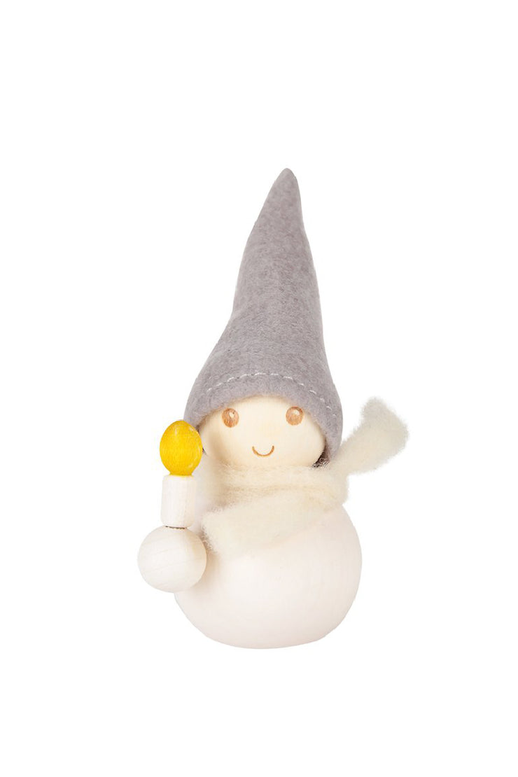 Aarikka Candle Elf, White