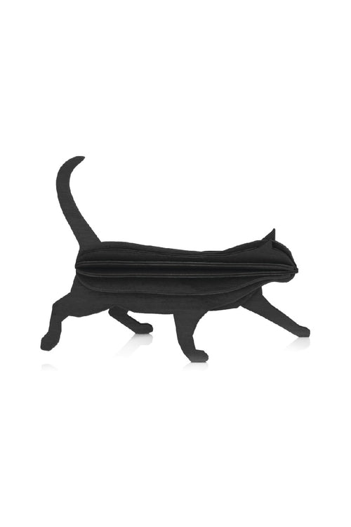 LOVI CAT 12 CM BLACK