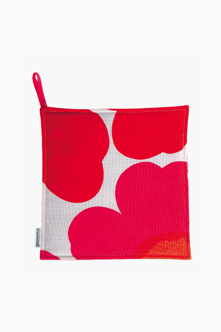 Unikko Pot Holder, Red