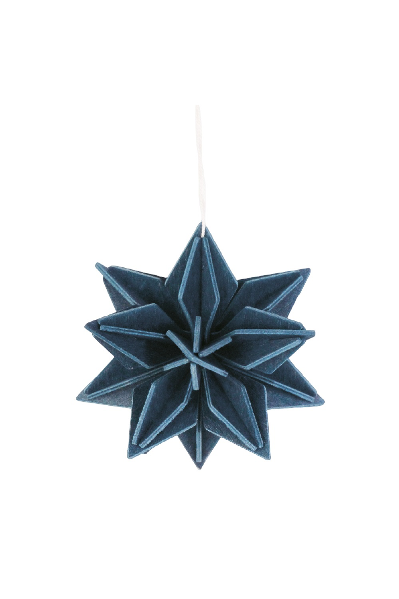 LOVI STAR 10 CM, DARK BLUE