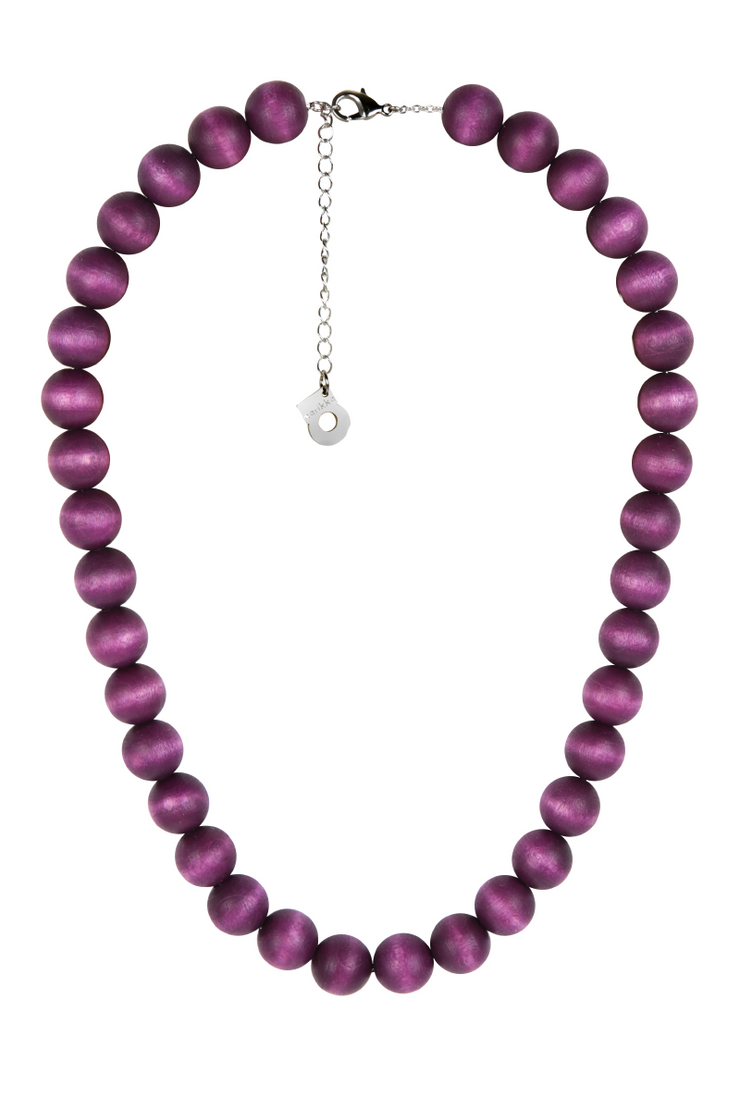 AARIKKA AITO NECKLACE, PURPLE