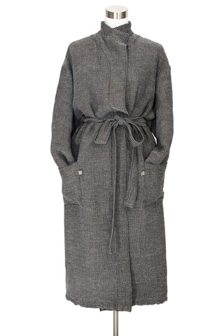 TERVA BATHROBE WHITE