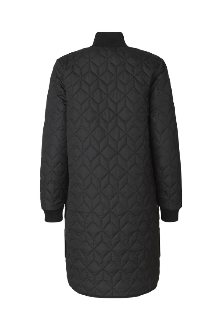 ILSE JACOBSEN ART 06 QUILTED, BLACK