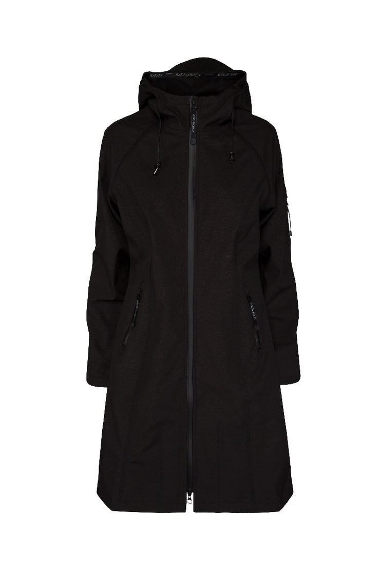 Ilse Jacobsen Rain 37 Long, Black
