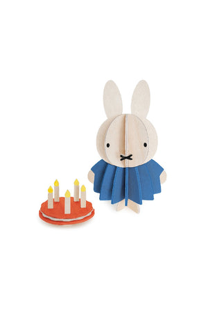 LOVI MIFFY AND CAKE, 10CM