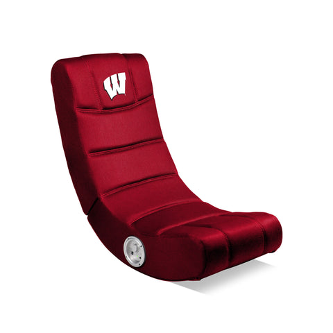 UNIVERSITY OF WISCONSIN VIDEO CHAIR WITH BLUE TOOTH