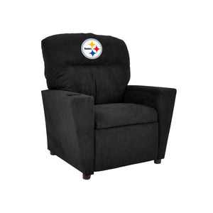PITTSBURGH STEELERS KIDS MICROFIBER RECLINER