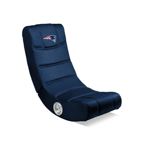 NEW ENGLAND PATRIOTS VIDEO CHAIR WITH BLUETOOTH