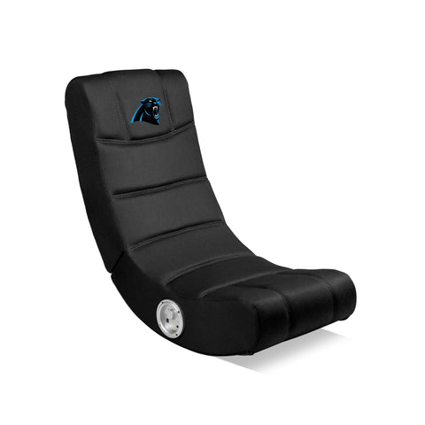 CAROLINA PANTHERS VIDEO CHAIR WITH BLUETOOTH