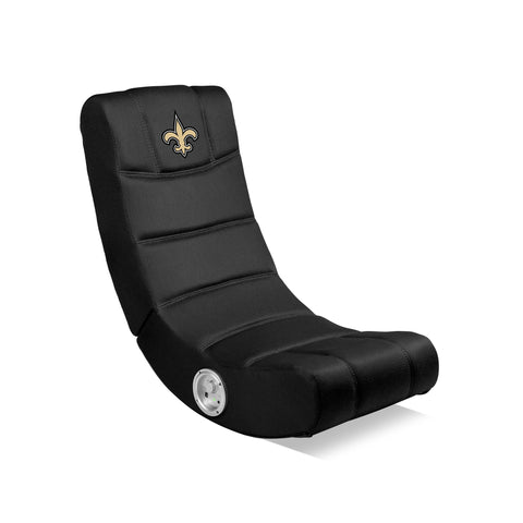 NEW ORLEANS SAINTS VIDEO CHAIR WITH BLUETOOTH