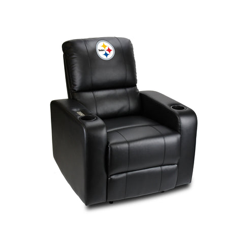 PITTSBURG STEELERS POWER THEATER RECLINER