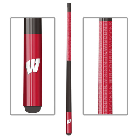UNIVERSITY OF WISCONSIN CUE STICK