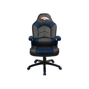 DENVER BRONCOS OVERSIZED GAMING CHAIR