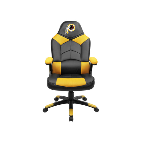 WASHINGTON REDSKINS OVERSIZED GAMING CHAIR