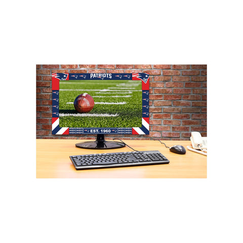NEW ENGLAND PATRIOTS BIG GAME MONITOR FRAME