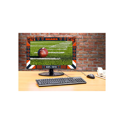 CHICAGO BEARS BIG GAME MONITOR FRAME
