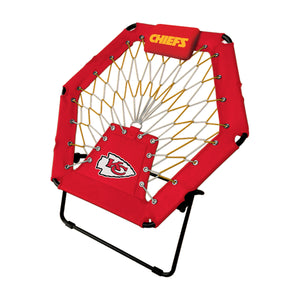 KANSAS CITY CHIEFS PREMIUM BUNGEE CHAIR