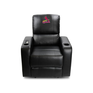 STL CARDINALS POWER THEATER RECLINER