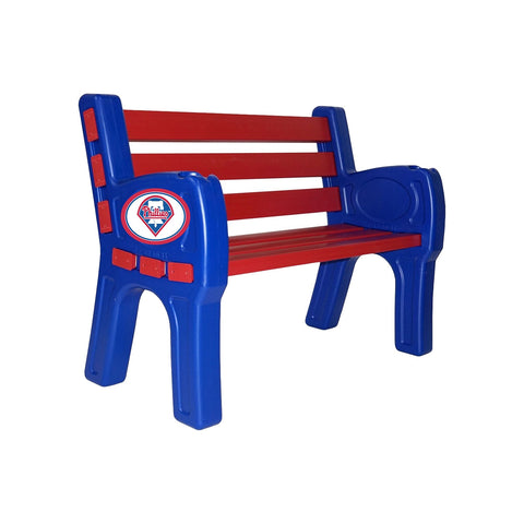 PHILADELPHIA PHILLIES PARK BENCH