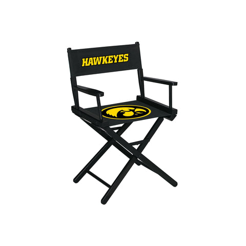 UNIVERSITY OF IOWA DIRECTORS CHAIR-TABLE HEIGHT