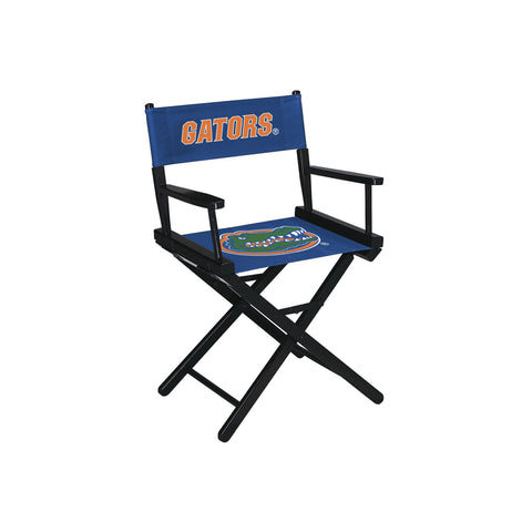 UNIVERSITY OF FLORIDA DIRECTORS CHAIR-TABLE HEIGHT