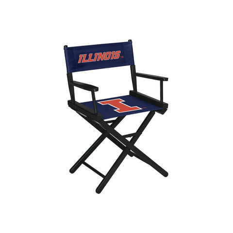 UNIVERSITY OF ILLINOIS DIRECTORS CHAIR-TABLE HEIGHT