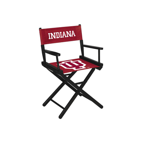 INDIANA UNIVERSITY DIRECTORS CHAIR-TABLE HEIGHT