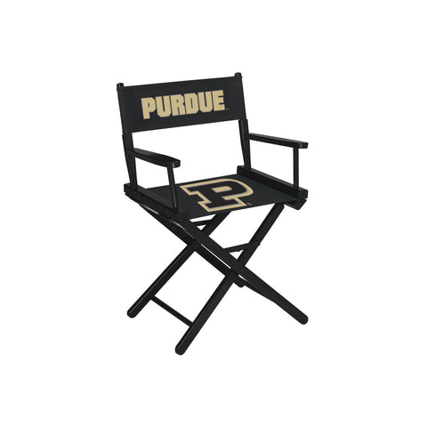 PURDUE UNIVERSITY DIRECTORS CHAIR-TABLE HEIGHT