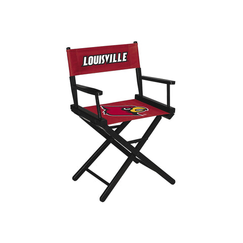 UNIVERSITY OF LOUISVILLE DIRECTORS CHAIR-TABLE HEIGHT
