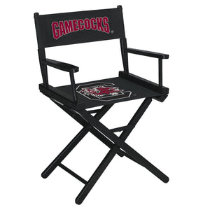 UNIVERSITY OF SOUTH CAROLINA DIRECTORS CHAIR-TABLE HEIGHT